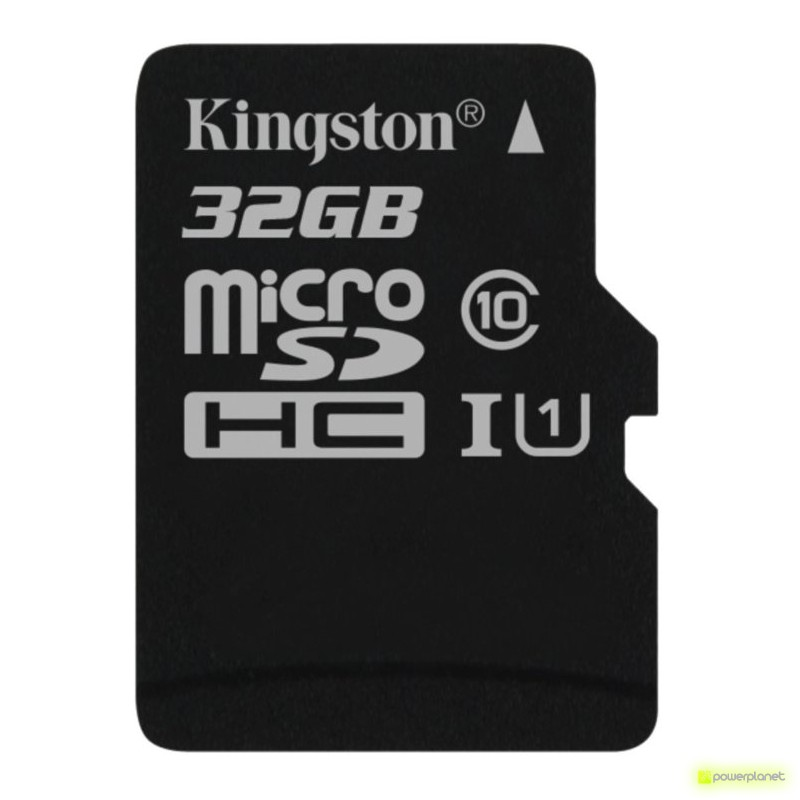 Kingston Technology SDC10/32GB memoria flash - Ítem