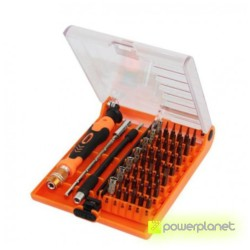 Jakemy JM-8116 45 in 1 Tool Set - Item1