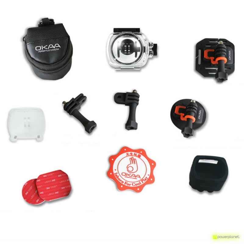 Kit Accesorios Okaa 360º - Ítem1