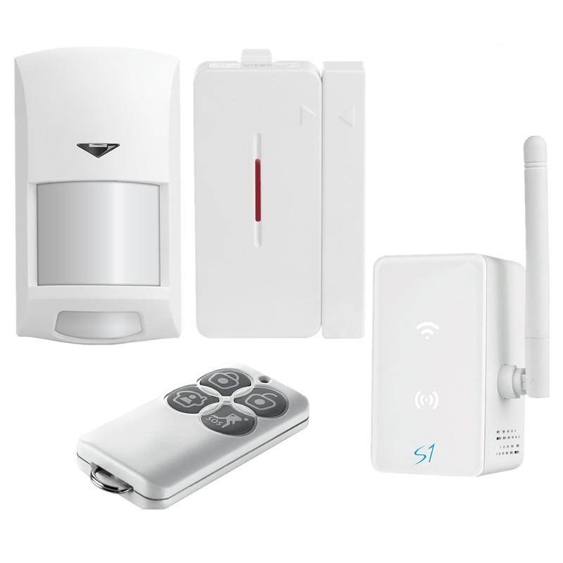 Kit de alarma Broadlink SmartONE S1
