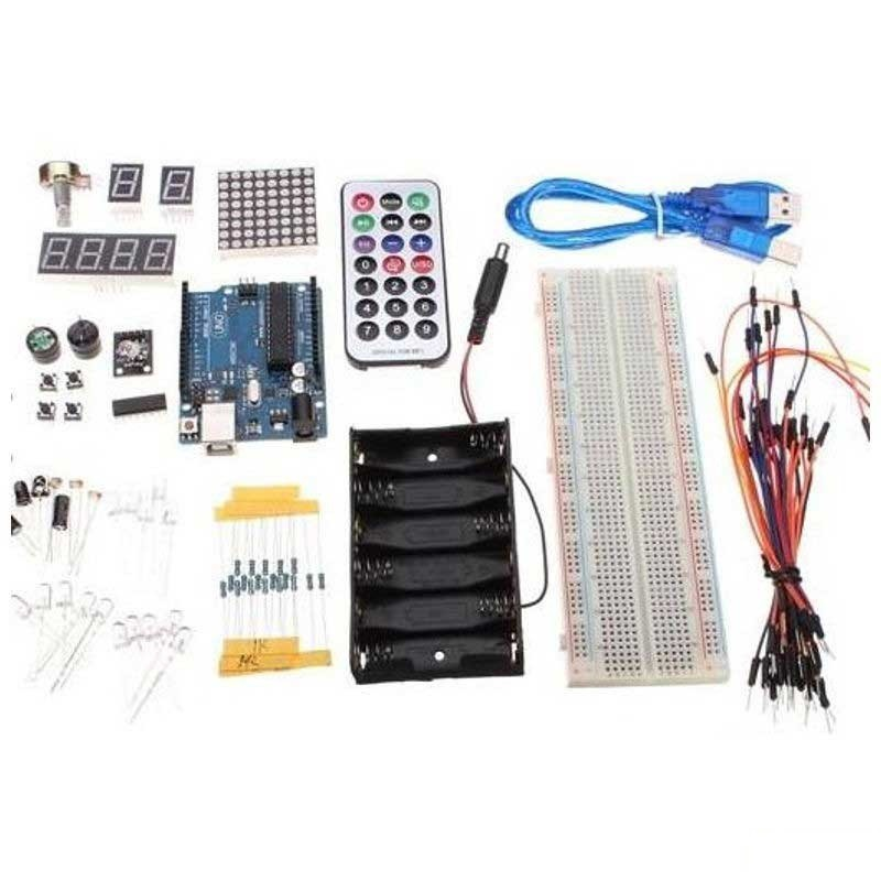 Arduino Starter Kit Aprendizagem