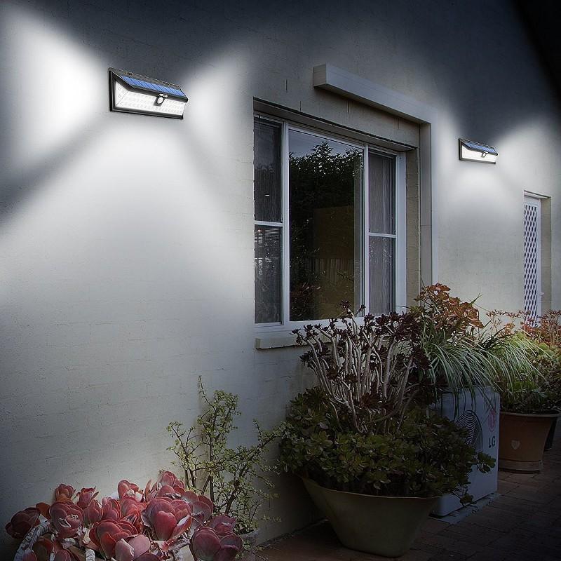 Aplique LED Solar Mpow con Sensor Movimiento MPCD020AB - Ítem3
