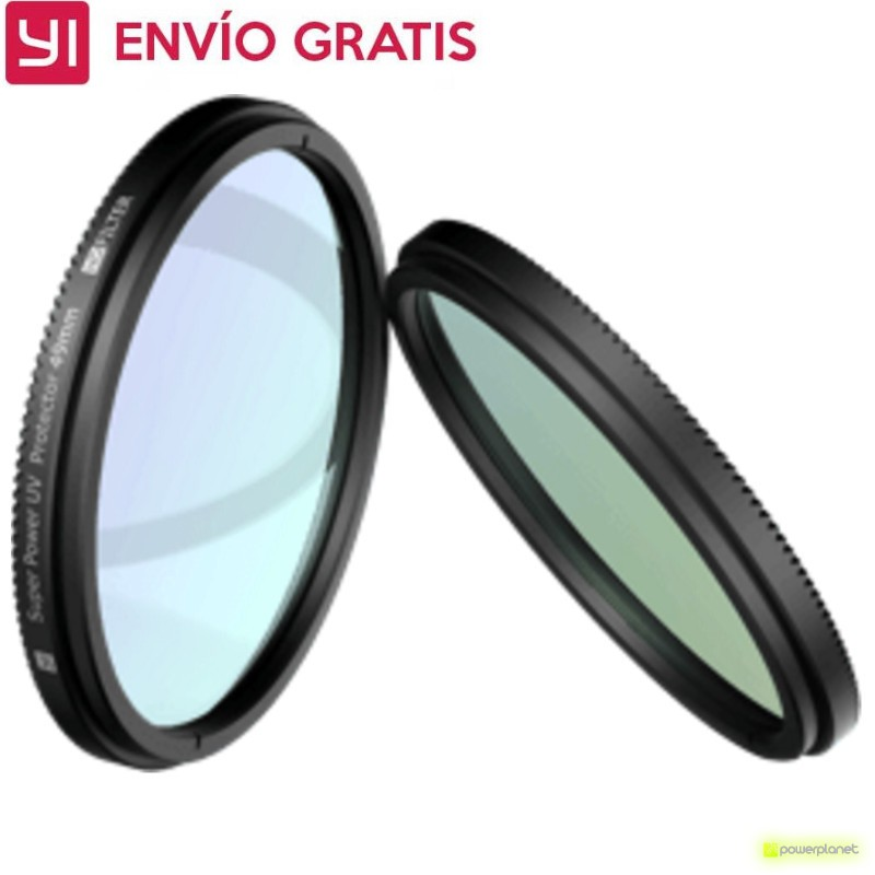 Lentes UV YI M1 - Item