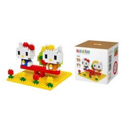 LOZ Blocks Hello Kitty - Ítem1