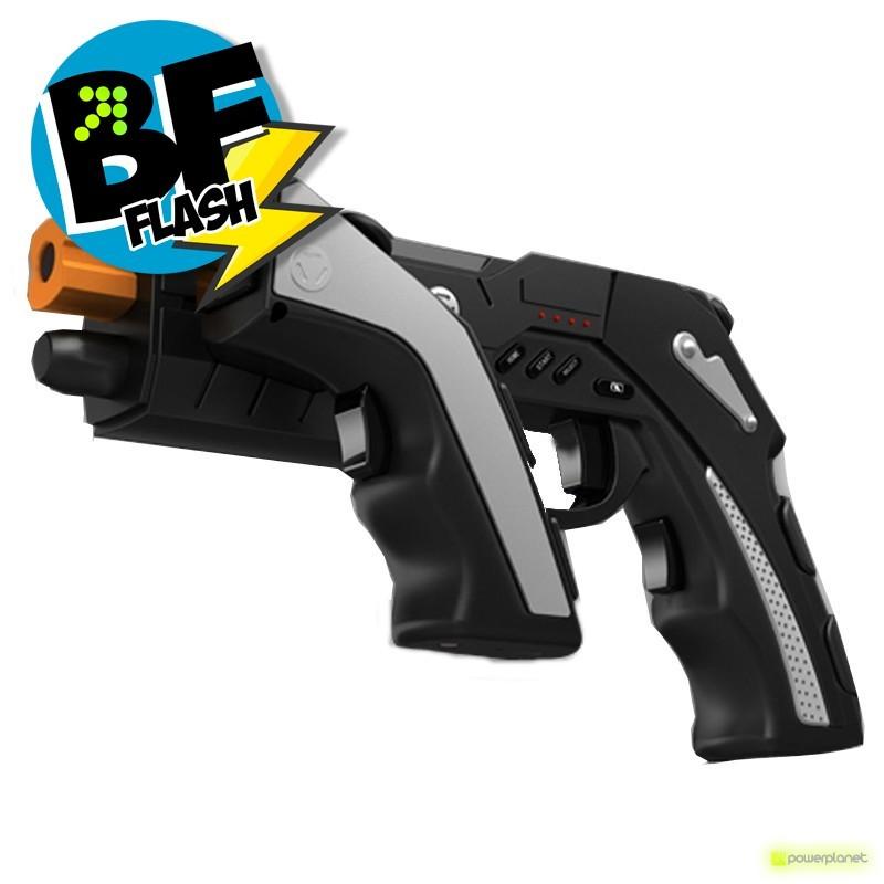 Pistola Multimedia por Bluetooth IPEGA PG-9057