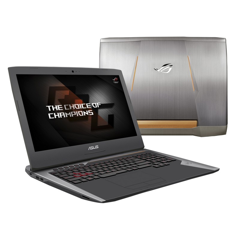 Portatil Asus G752VY-GC162T i7-6700HQ/16GB/1TB 128SSD/GTX980M/17.3 - Item