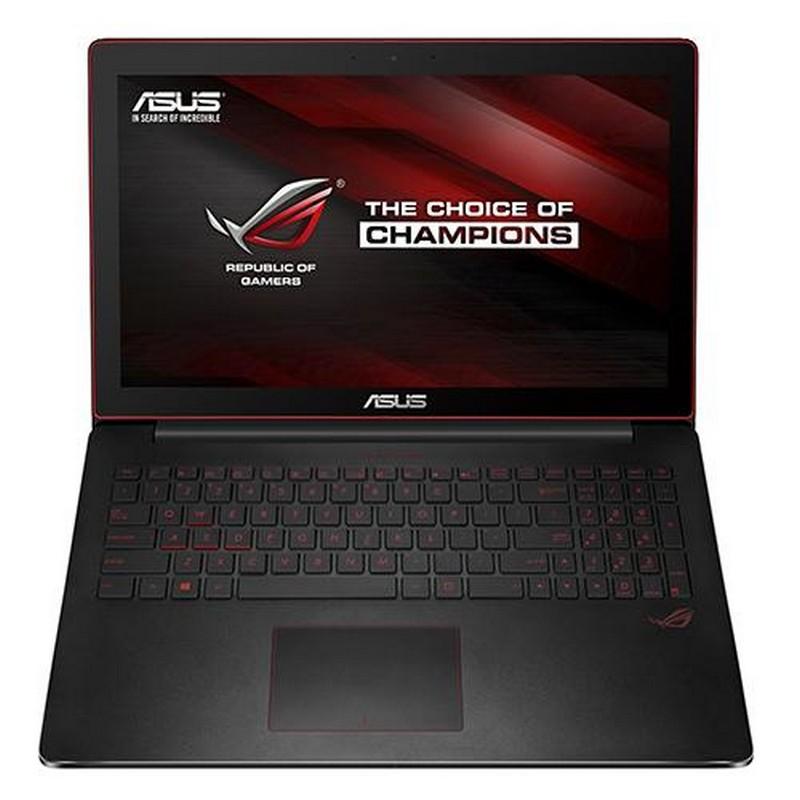 Portátil Asus ROG G501VW-FW106T Intel Core i7-6700HQ/8GB/1TB/GTX960M/15,6 - Ítem5