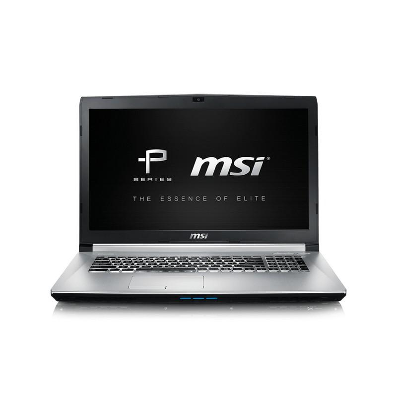 Portatil MSI PE70 6QE-617ES i7-6700HQ/16GB/1TB+256 SSD/GTX960M/17.3