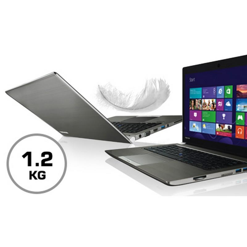 Portátil Toshiba Portégé Z30T-B-10F i5-5200U/8GB/256 SSD/13.3 - Ítem1