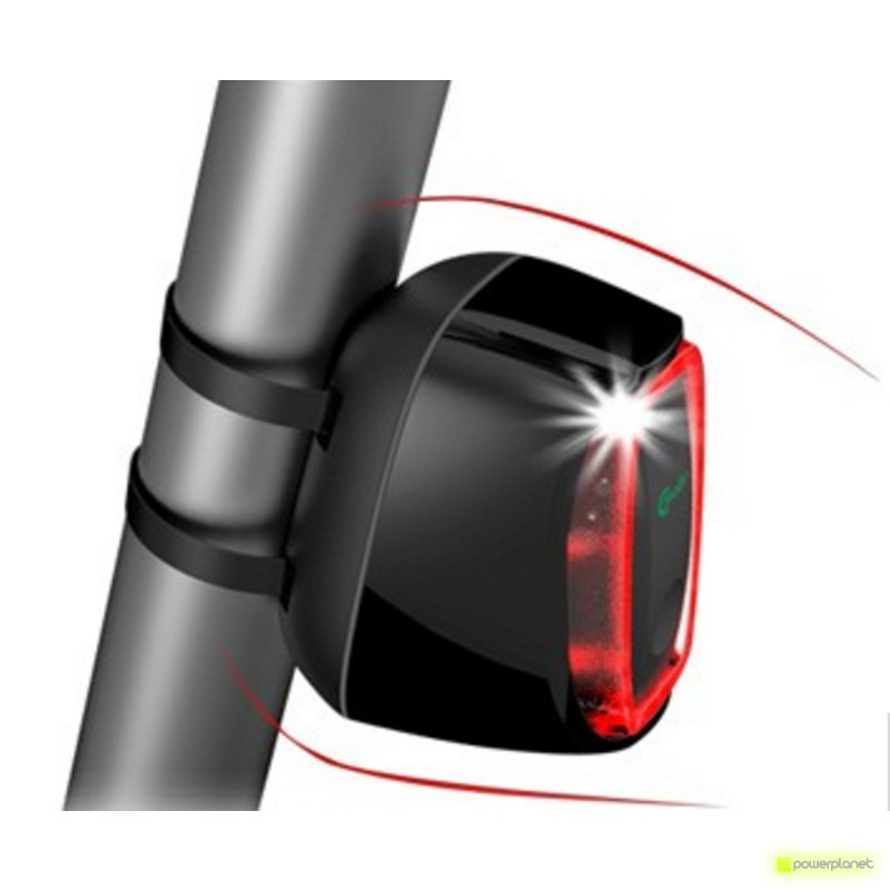 Meilan X6 Smart Bike Tail LED - Item3