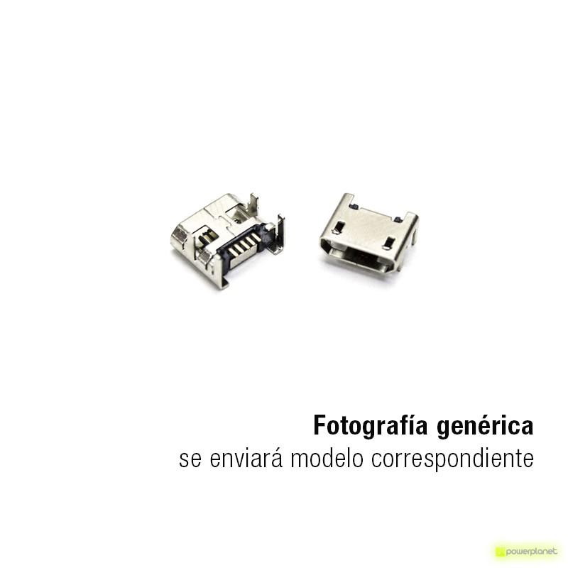 Conector Micro USB Cubot X6