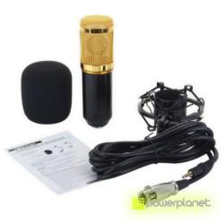 Micrófono Estudio BT-800 - Ítem3