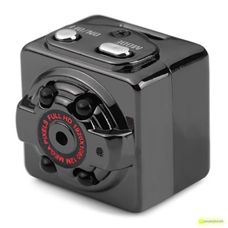 Mini cámara deportiva SQ8