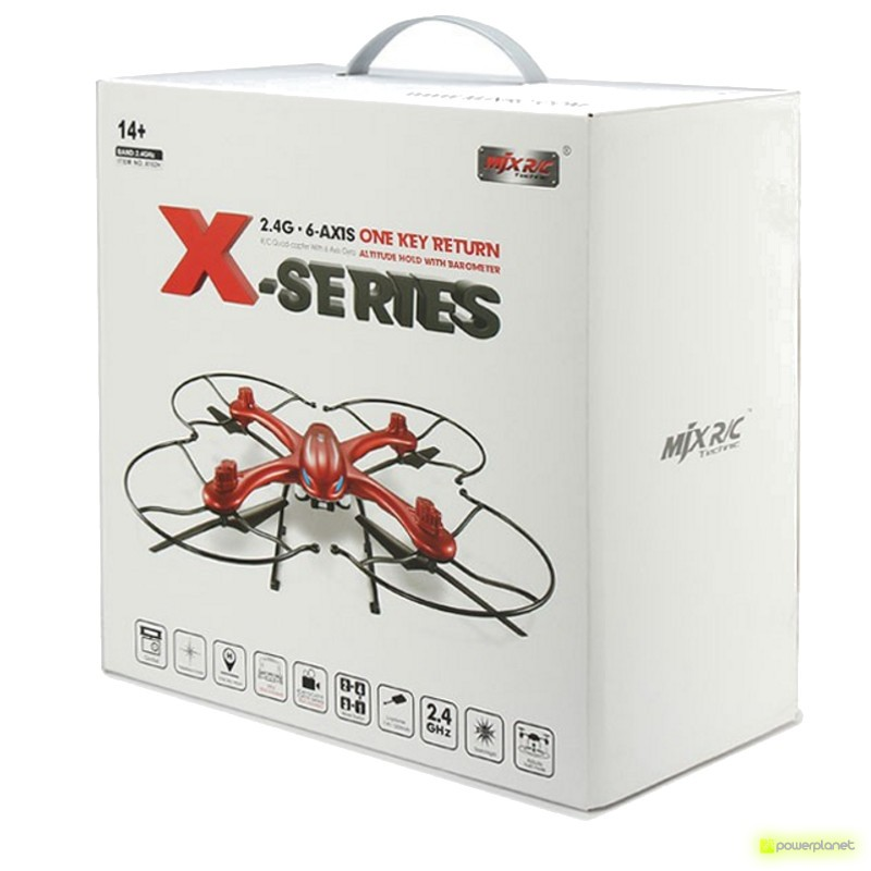 Drone MJX X102H - Ítem5
