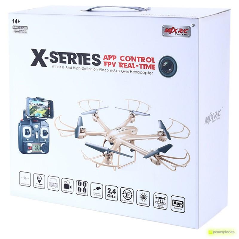 Drone MJX X601H - Item7