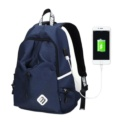 Mochila USB Mark Ryden Azul MR6008