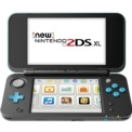 Nintendo New 2DS XL Preto/Azulado