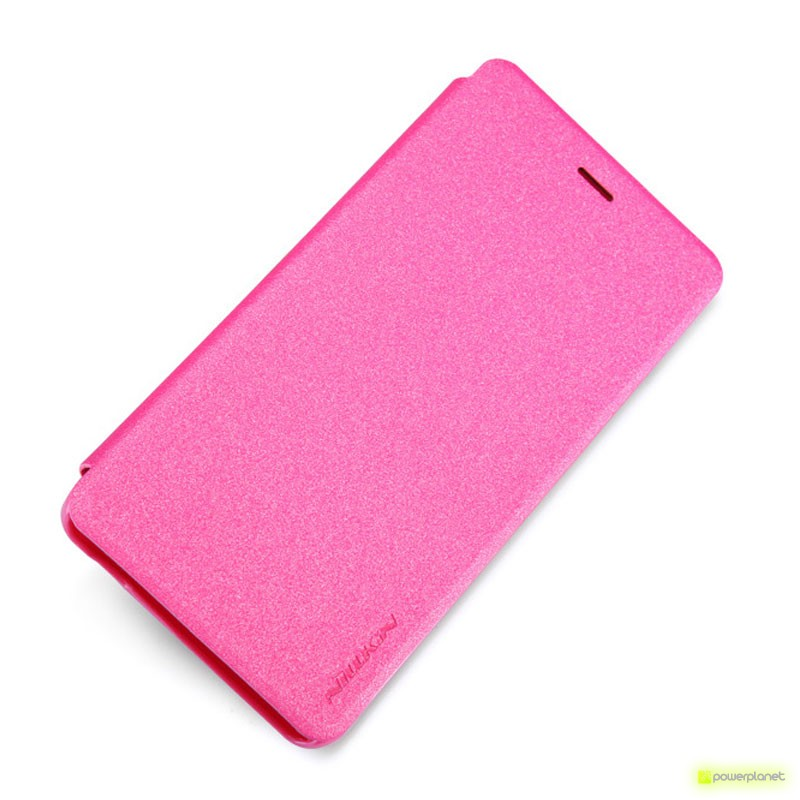 Nillkin Capa de Couro Sparkle Xiaomi Mi4