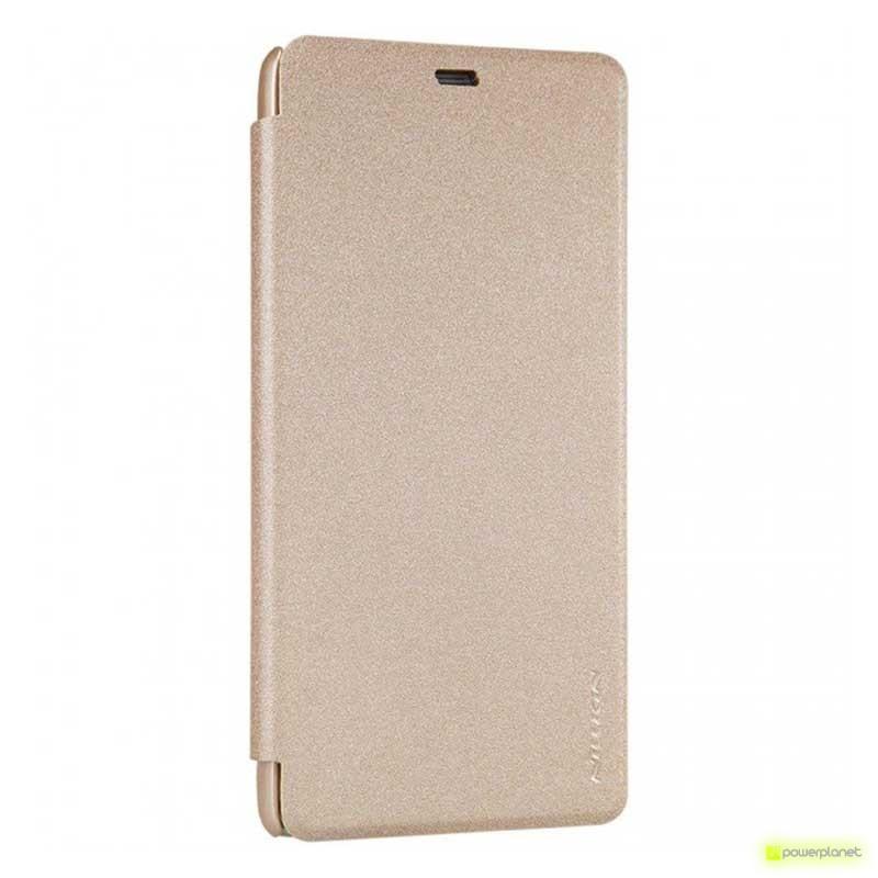 Nillkin Capa de Couro Sparkle Xiaomi Redmi 3 Pro - Item2
