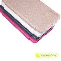 Nillkin Capa de Couro Sparkle Xiaomi Redmi 3 Pro - Item4