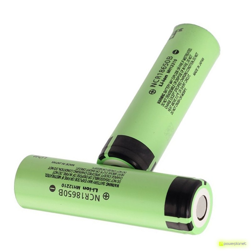 Batería Panasonic 18650B - Item1