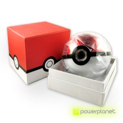 Power Bank Pokeball - Item6
