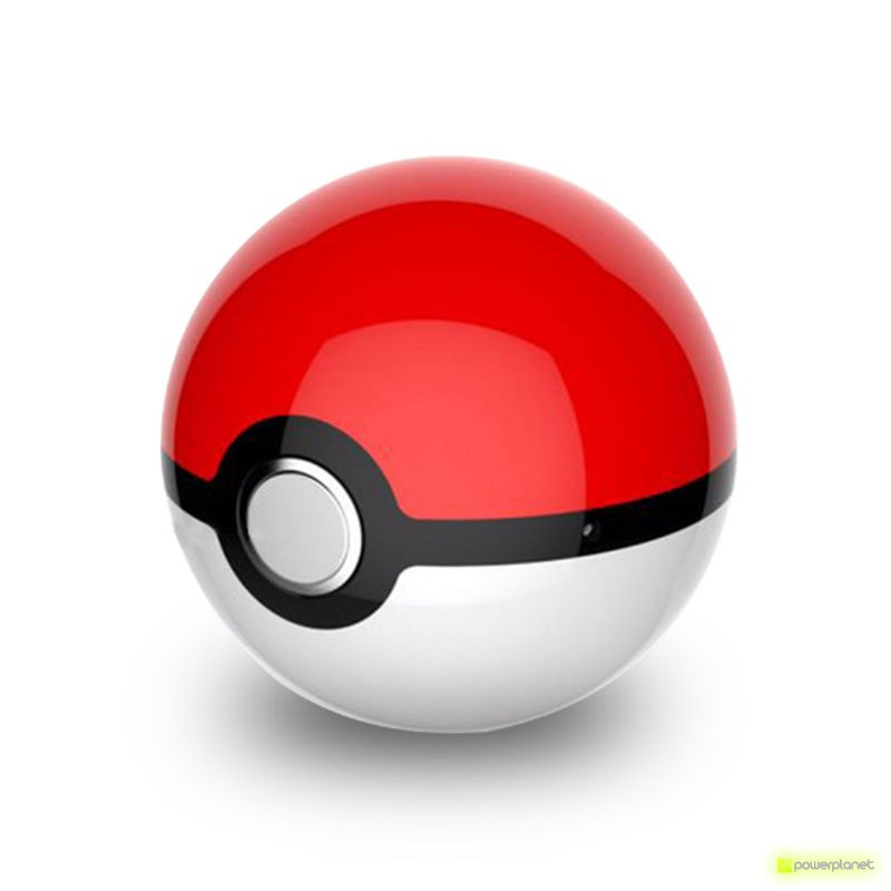 Power Bank Pokeball 10000 mAh - Ítem