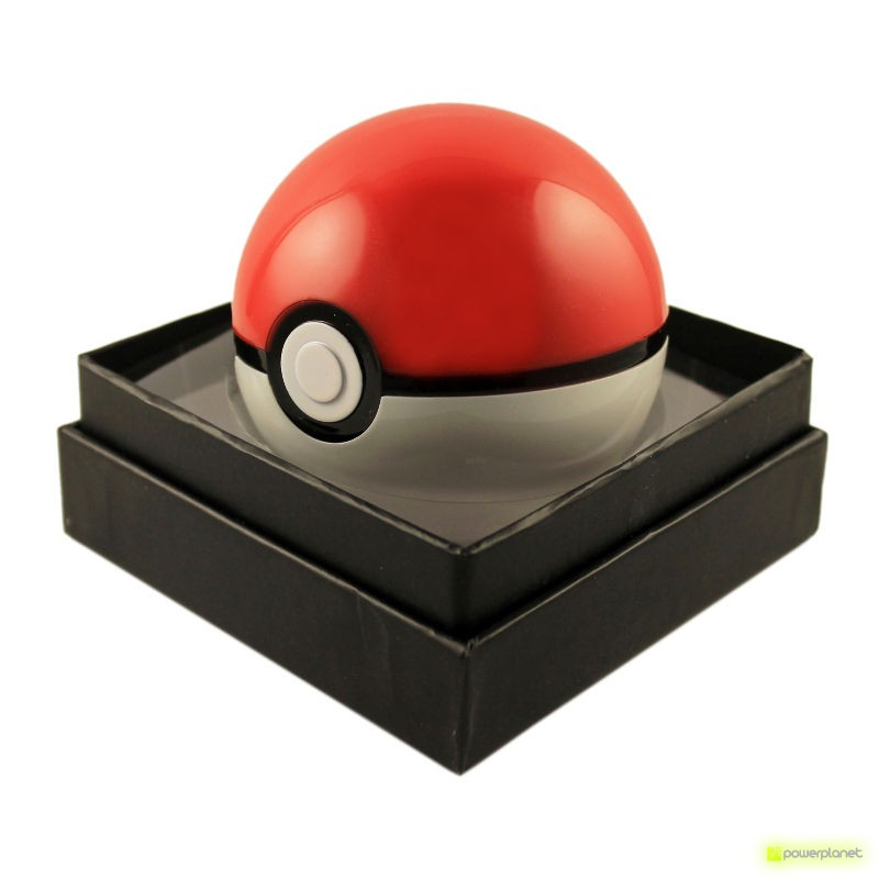 Power Bank Pokeball 10000 mAh - Ítem1