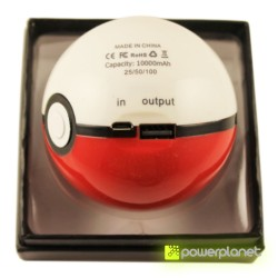 Power Bank Pokeball 10000 mAh - Item3