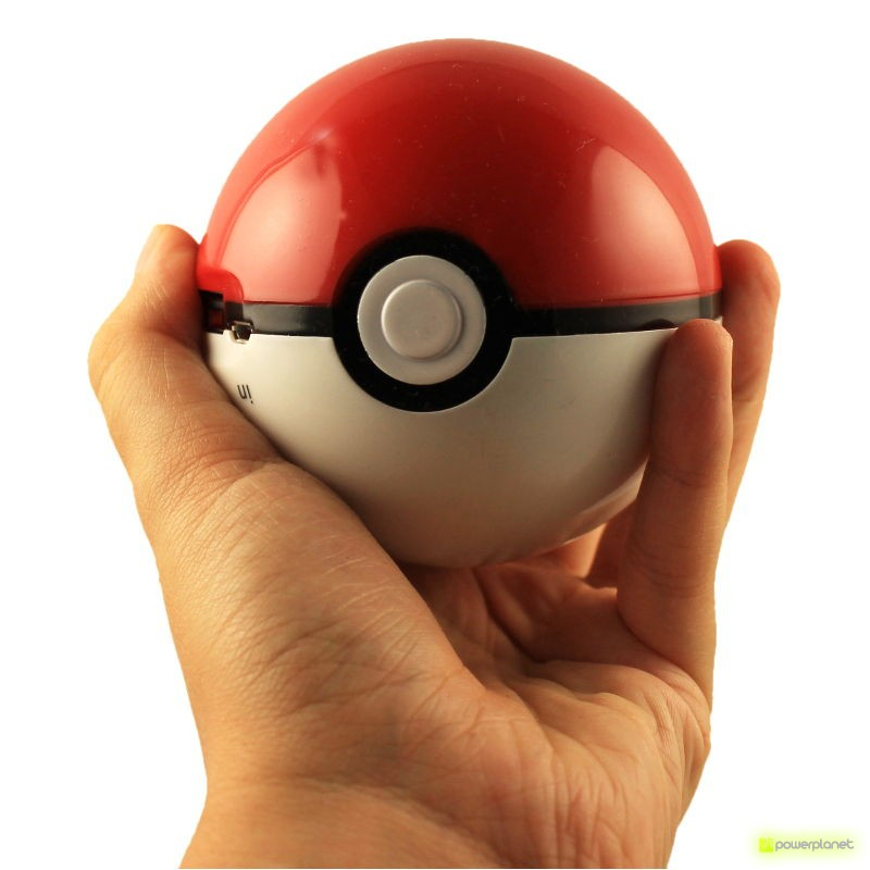 Power Bank Pokeball 10000 mAh - Ítem4