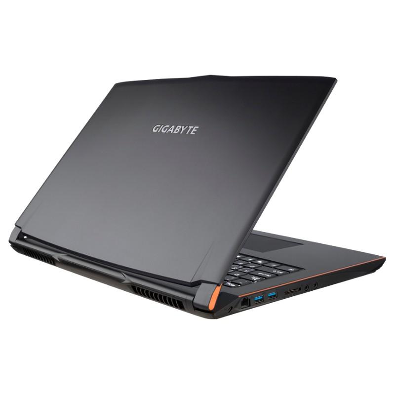 Laptop Portátil Gigabyte P57X V6 Intel Core i7-6700/16GB/256+1TB/GTX1070/17