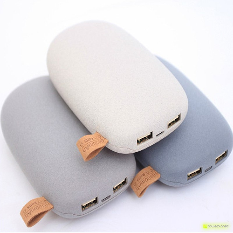 Power bank Nüt Stone 6000 mAh - Item1