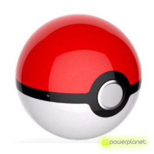 Power Bank Pokeball