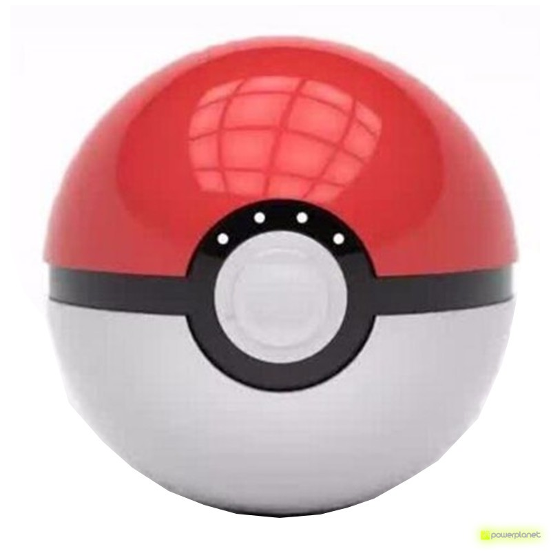 Power Bank Pokeball - Ítem2