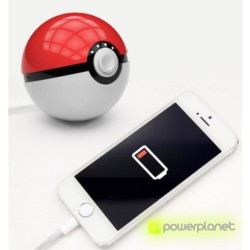 Power Bank Pokeball - Item3