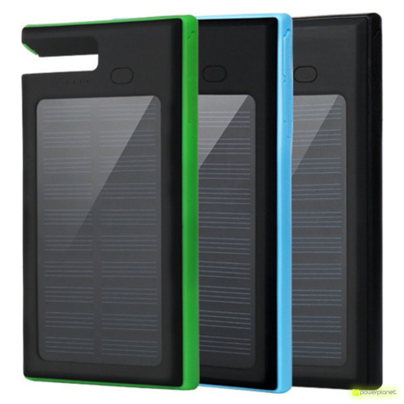 Power Bank Solar 8000 mAh