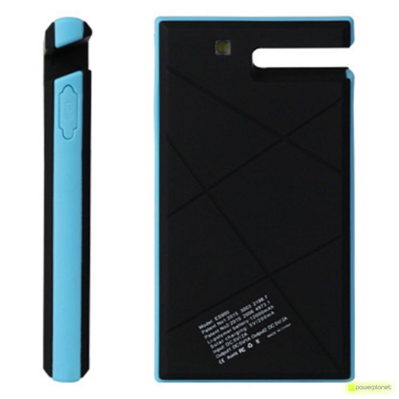 Power Bank Solar 8000 mAh - Item2