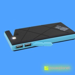 Power Bank Solar 8000 mAh - Item3