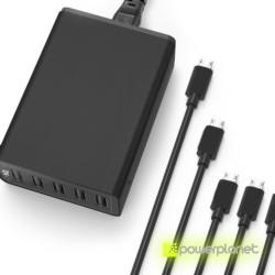 PowerCharger 5 Puertos USB - Ítem1