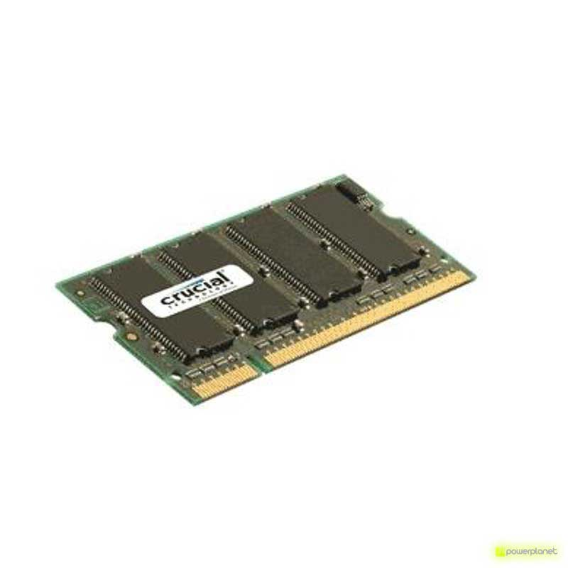 Crucial 1GB DDR SDRAM 400MHz