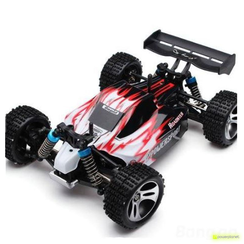 WlToys A959 RC Car 1/18 4X4 - Ítem2