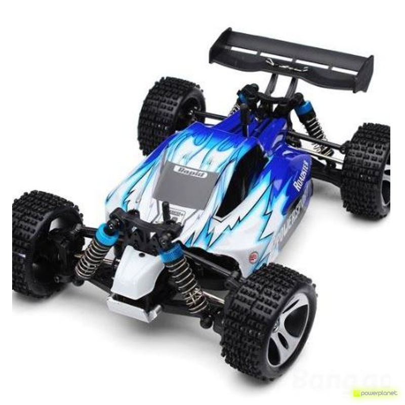 WlToys A959 RC Car 1/18 4WD - Item3