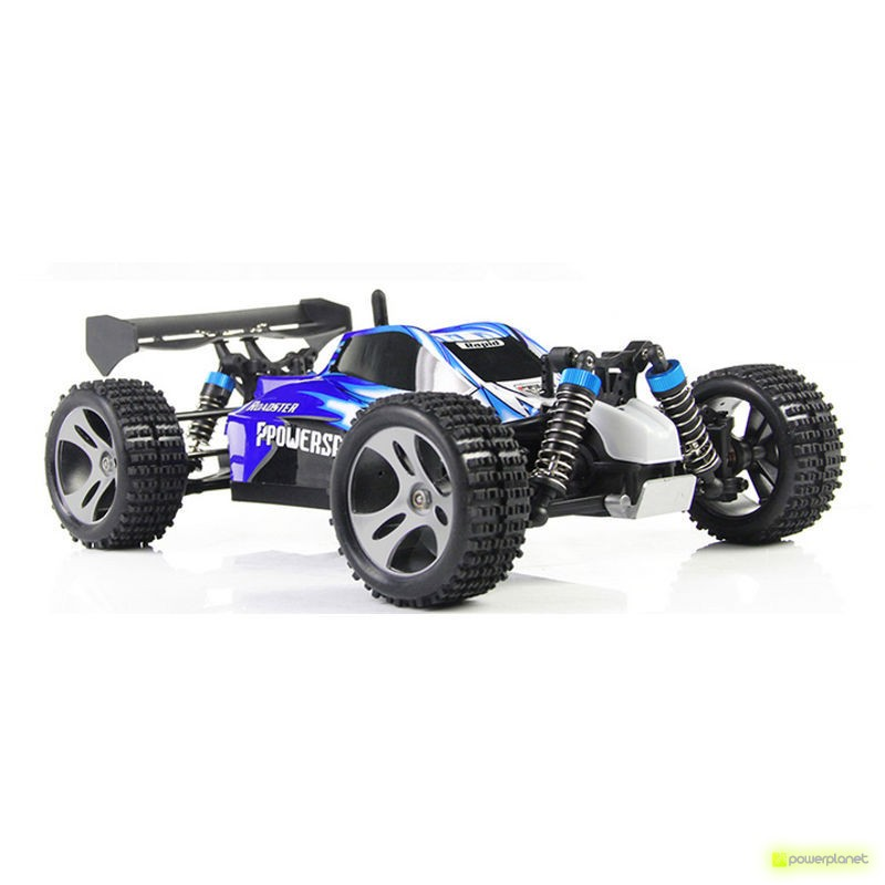 WlToys A959 RC Car 1/18 4X4 - Ítem1