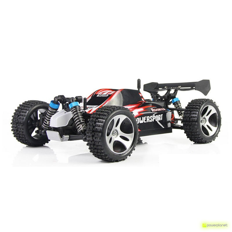 WlToys A959 RC Car 1/18 4WD - Item