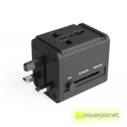 Plug Adapter AC & USB Charger - Item1