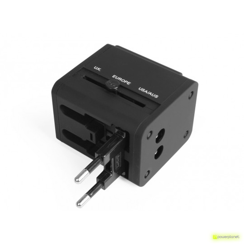 Plug Adapter AC & USB Charger - Item2