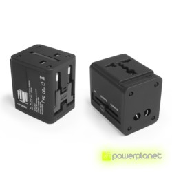 Plug Adapter AC & USB Charger - Item3