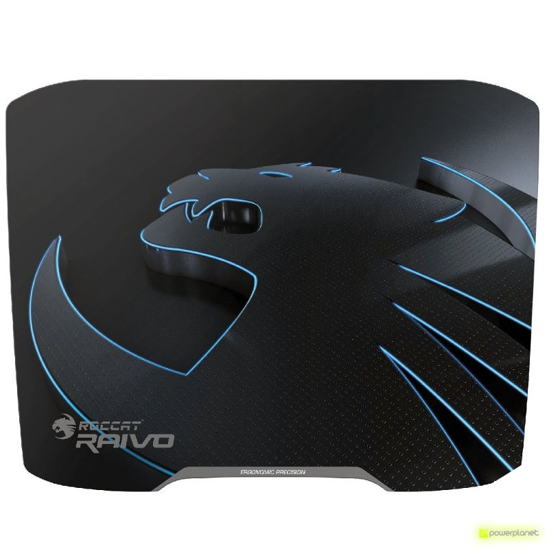 Alfombrilla Gaming ROCCAT Raivo Midnight Black - Ítem