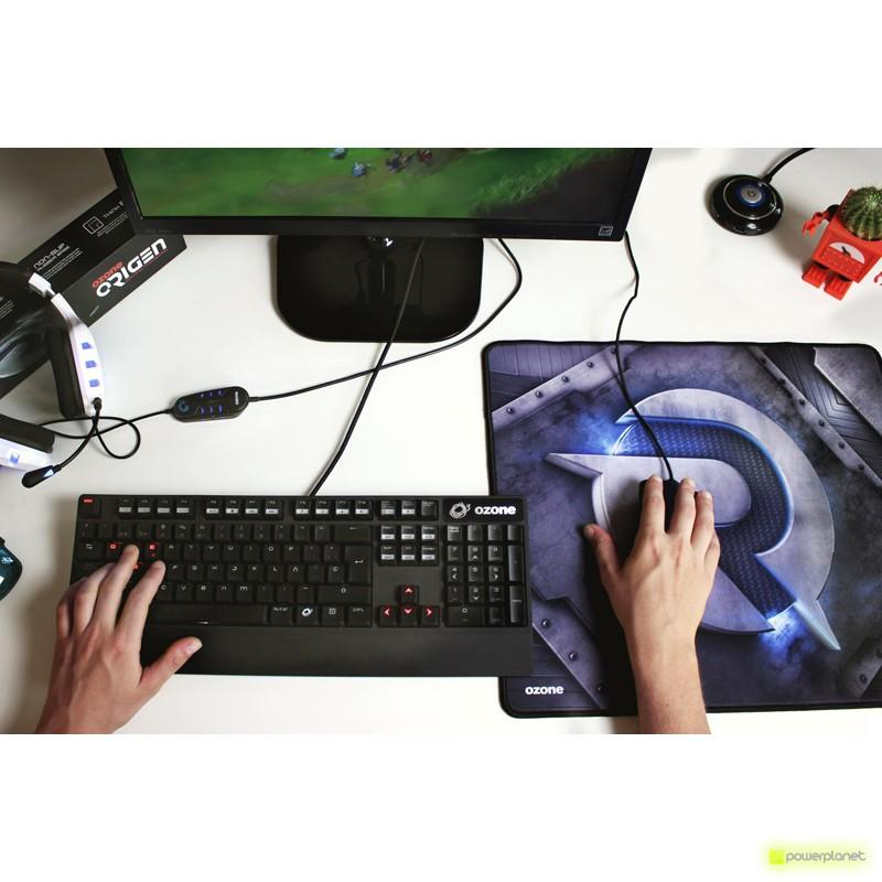 Alfombrilla Gaming Ozone Origen Sport Team - Ítem5