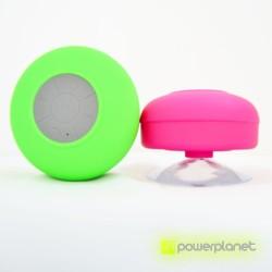 Alta-vozes Bluetooth Banho impermeável com Ventosa mãos livres BTS-06 - Item1